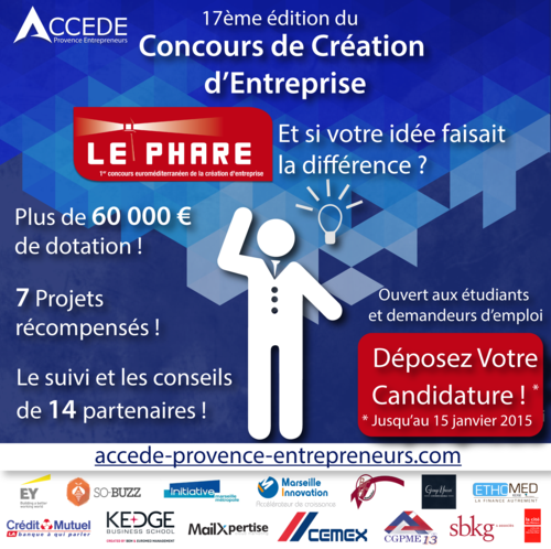 Affiche concours  Phare  (1)