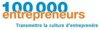 Logo 100000entrepreneurs